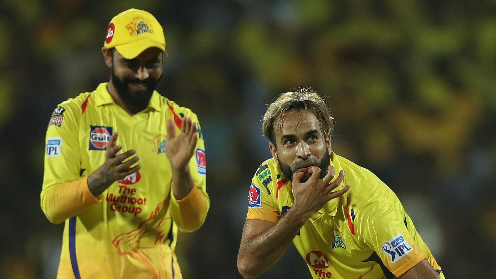 IPL 2019: कोलकाता नाईट राइडर्स को हराकर पॉइंट टेबल में पहले स्थान पर पहुंची चेन्नई सुपर किंग्स