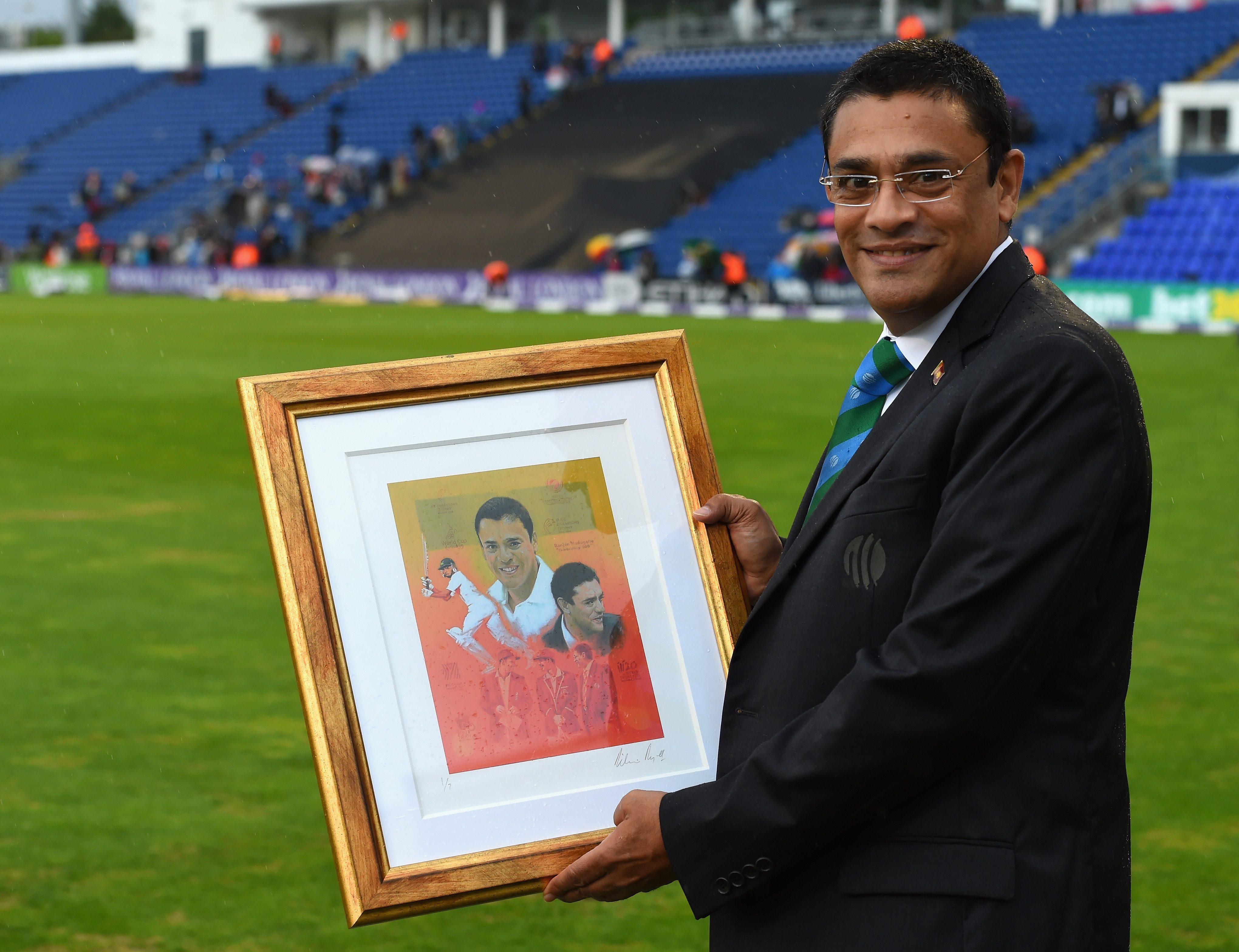 Ranjan Madugalle named the match referee for India-Sri Lanka white-ball series | ICC