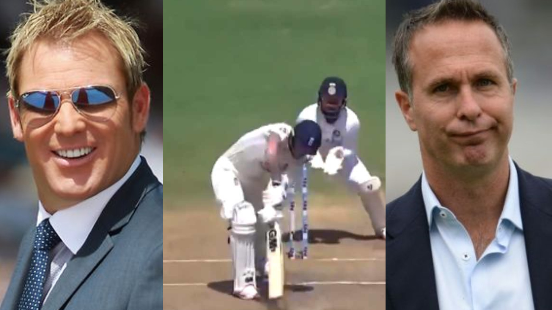 IND v ENG 2021: Shane Warne hits back at Michael Vaughan for calling 2nd Test pitch not fit for Test cricket