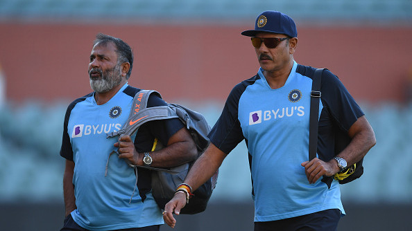 ENG v IND 2021: Ravi Shastri, B Arun and R Sridhar's RT-PCR tests return positive for COVID- Report