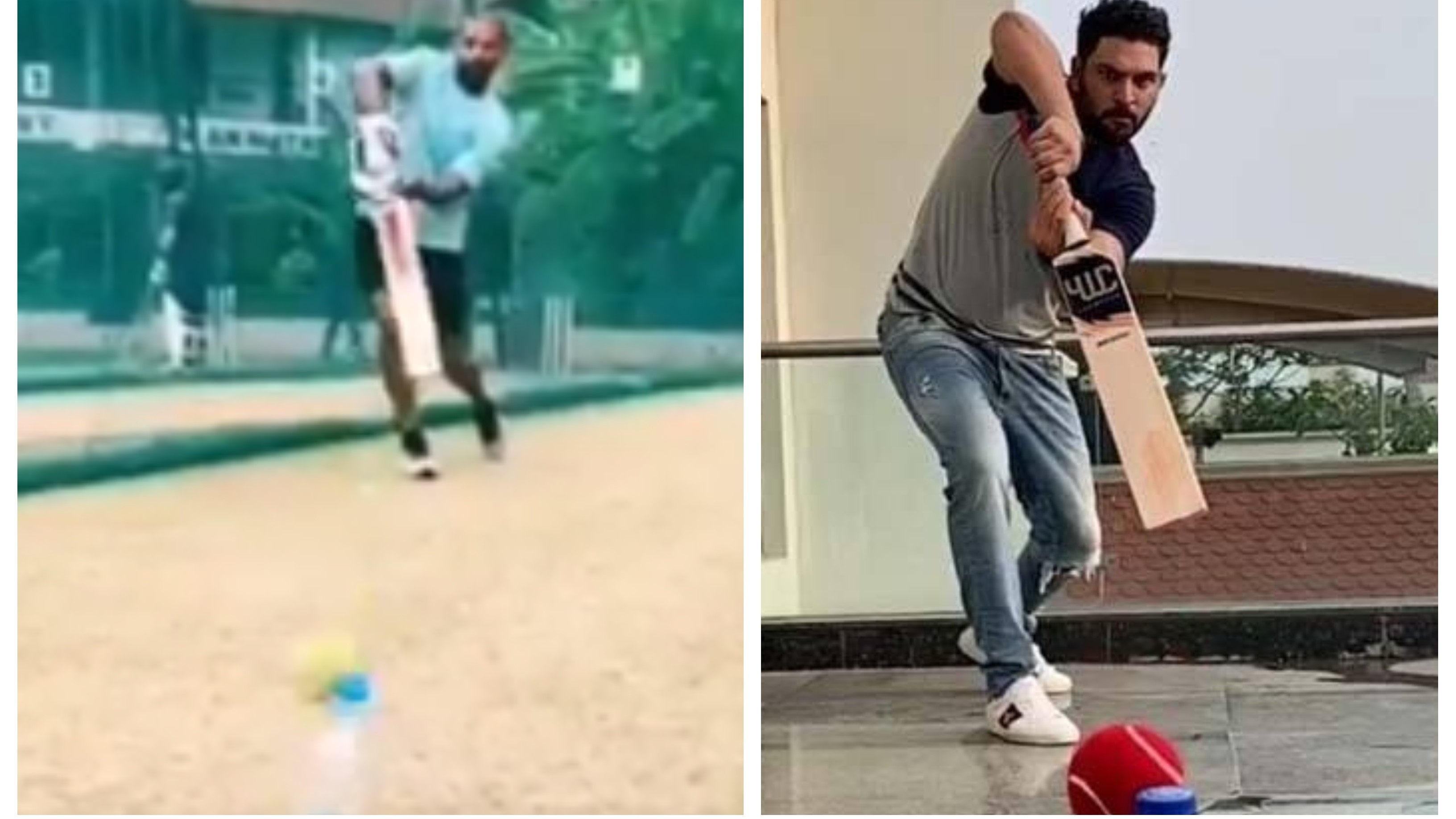 WATCH: Shikhar Dhawan takes 'Bottle Cap Challenge' after being nominated by Yuvraj Singh