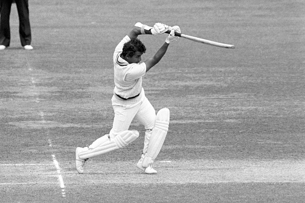 Sunil Gavaskar hit a brilliant 118 in 2nd inns to set up a win for India | Getty File Photo