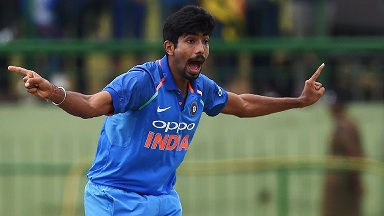 Jasprit Bumrah also made it into the ICC ODI Team of the year 2017