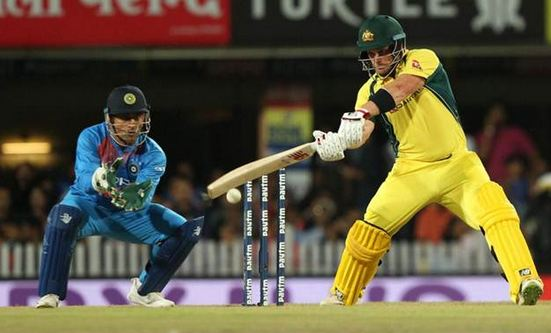 Finch called Dhoni one of the all time greats | AFP