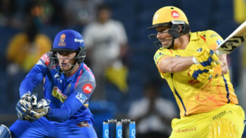 IPL 2018 : Match 43, RR vs CSK - Statistical Preview