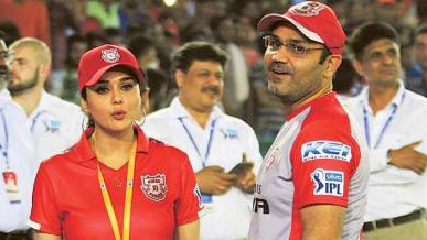 IPL: Virender Sehwag reveals the reason behind him parting ways with Kings XI Punjab