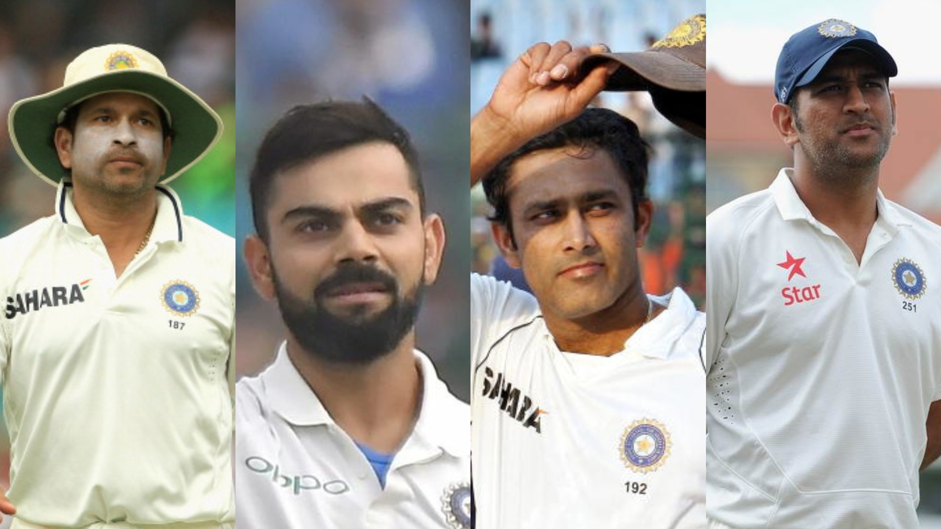 COC presents the Best Team India Test XI since 2000