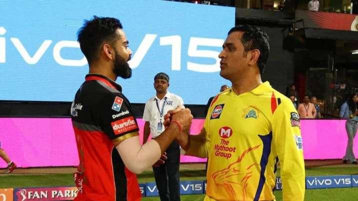 Virat Kohli and MS Dhoni   BCCI