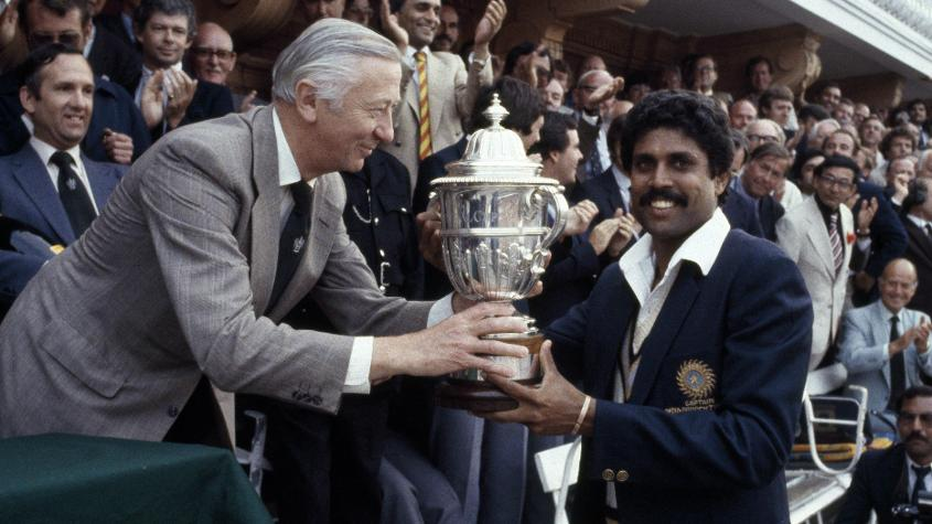 Cricket fraternity on Twitter remembers India's iconic 1983 World Cup victory