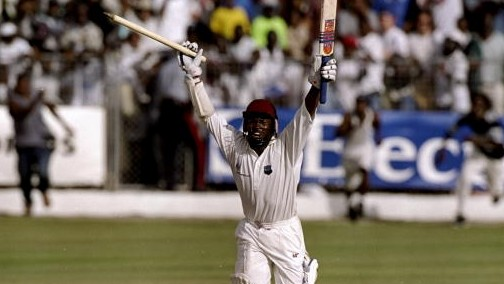 On This Day: WATCH- Brian Lara's 153* leaves Australia stunned and awed in Barbados Test in 1999