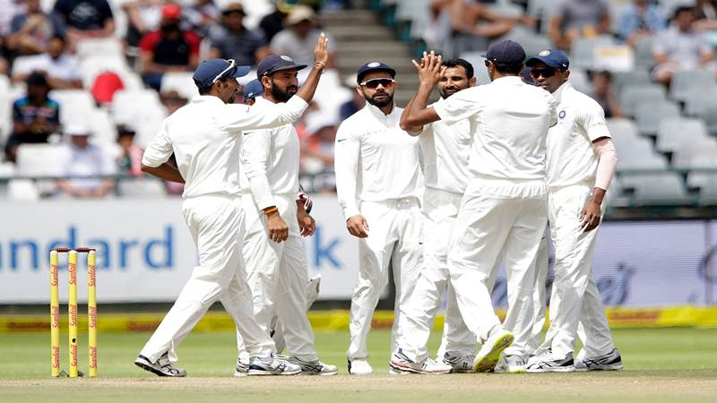 India might look to play an all-seam attack in Johannesburg | AFP