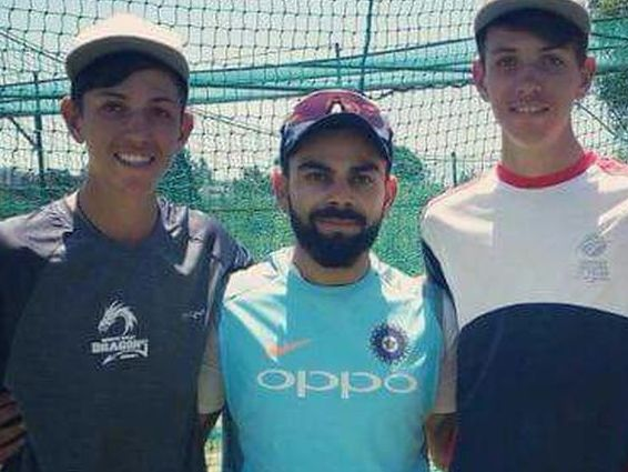 SA v IND 2018: Jansen twins lived their dream of blowing at Virat Kohli in India nets