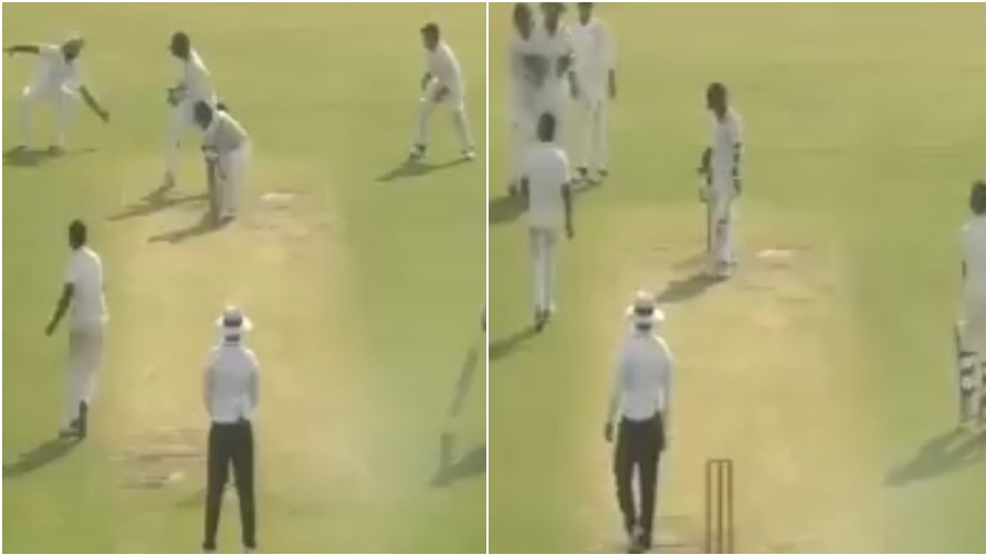 WATCH: Suresh Raina dedicates a song for his own brilliant catch