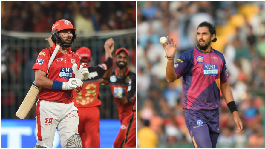 IPL: Yuvraj Singh and Ishant Sharma may find it hard to get buyers in upcoming auction