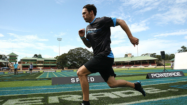 Mitchell Johnson to make motorsport debut