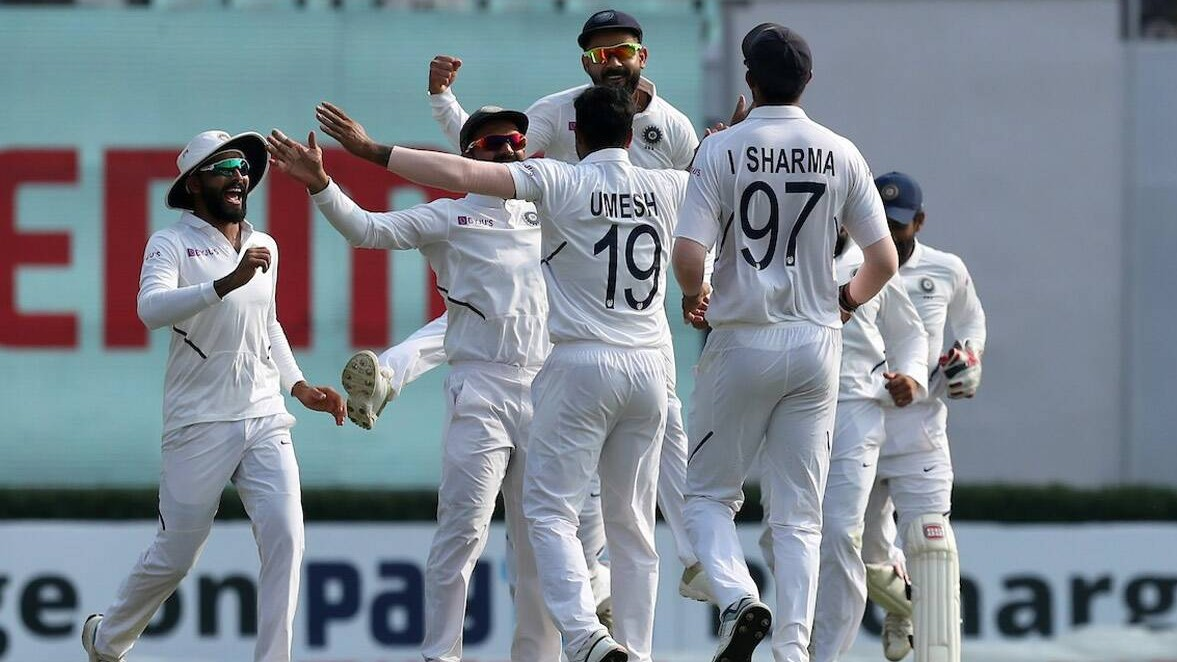 IND v BAN 2019: Cricket fraternity lauds Team India as they win the series 2-0; record 7th consecutive Test win