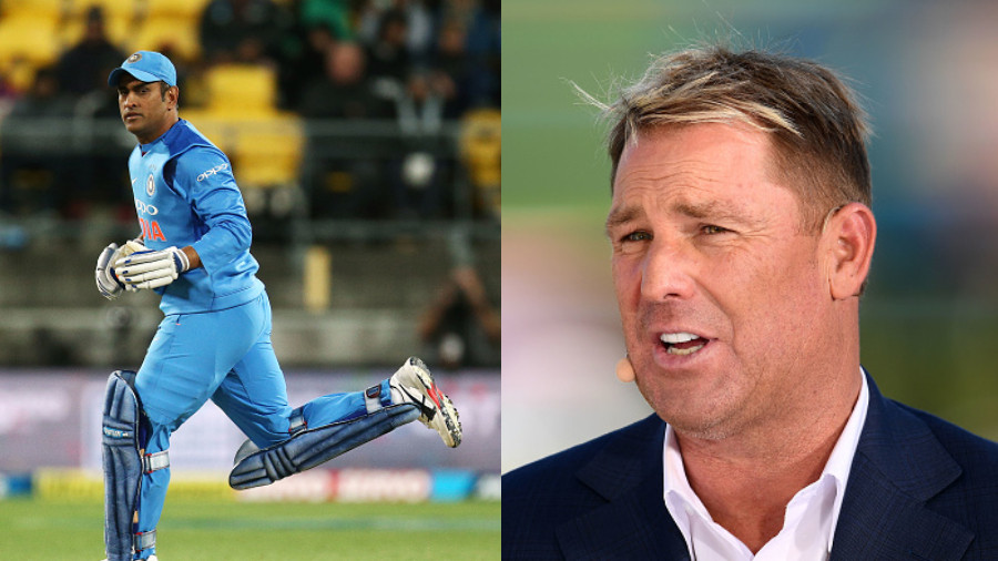 CWC 2019: Shane Warne speaks on how MS Dhoni's experience will be valuable for Team India needs in 2019 World Cup