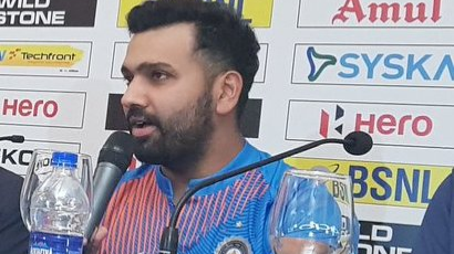 Rohit Sharma reluctant to term India as favourites in Twenty-20 tri-series