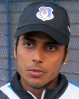 Fast bowler Amit Mishra took 4/10