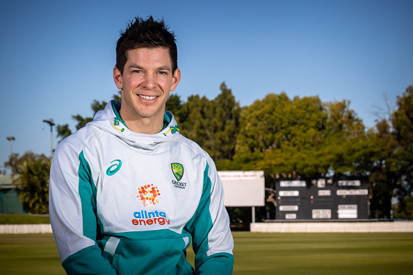 Tim Paine had been suffering from pain in his neck and left arm | Getty Images