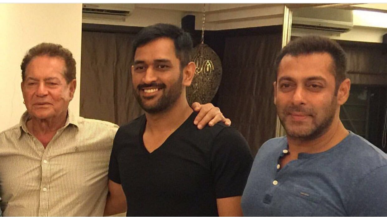 WATCH: Salman Khan reveals why he and his father like MS Dhoni over any other Indian captain
