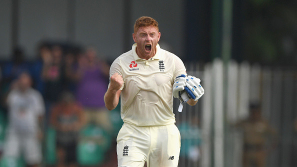SL v ENG 2018: Determination to prove critics wrong pays dividends for Jonny Bairstow