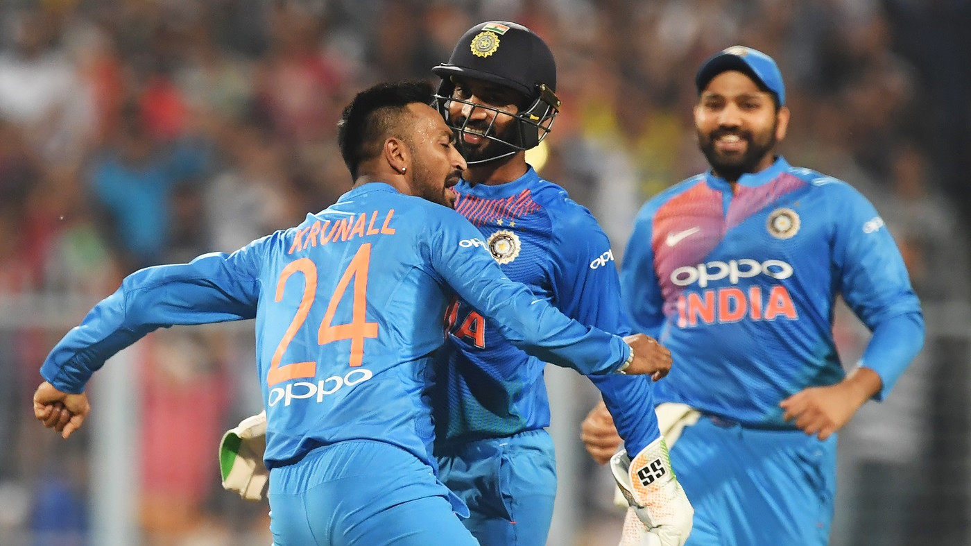 IND vs WI 2018 : First T20I - Statistical Highlights
