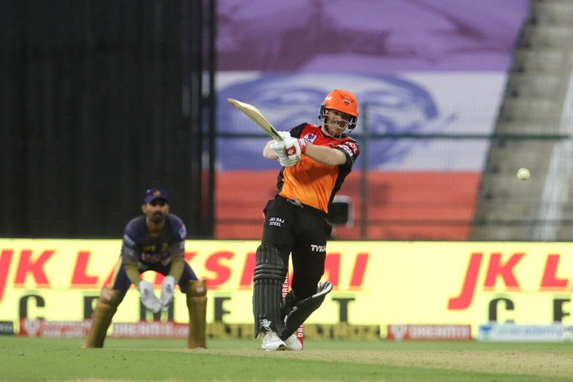 David Warner became the fourth batsman and first foreigner to reach 5,000 runs in IPL   BCCI/IPL