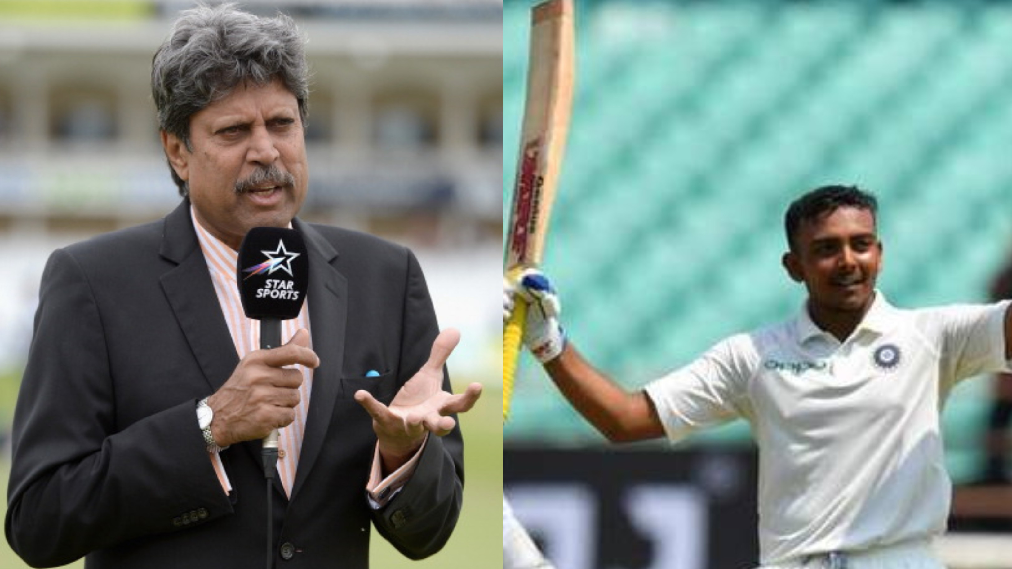 IND v WI 2018: We should not drag Prithvi Shaw into any comparisons, feels Kapil Dev
