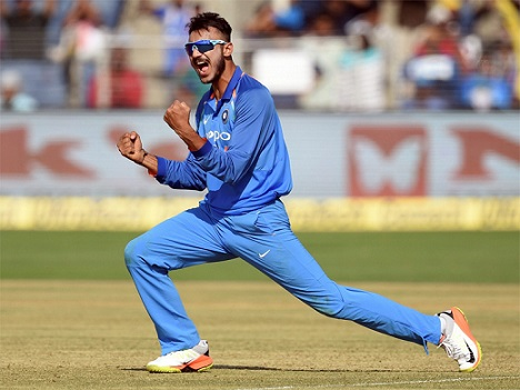 Axar Patel to lead Gujarat in the Syed Mushtaq Ali T20 Tournament