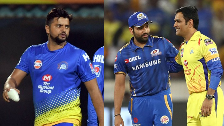 Suresh Raina sees a lot similarities between Rohit Sharma and MS Dhoni as captain