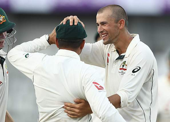 Agar is likely to be selected for Sydney test. (AFP)