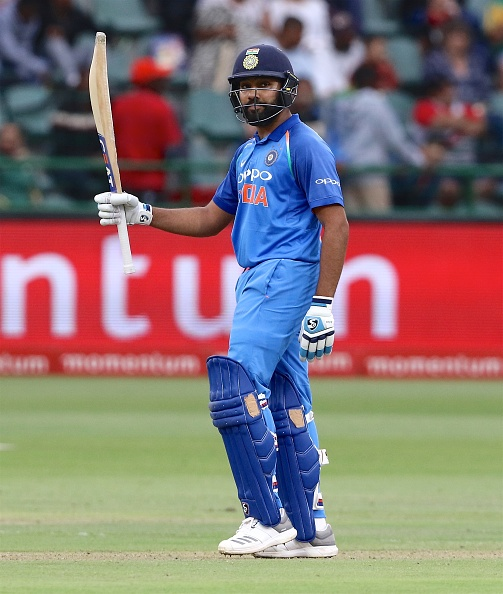 SA v IND 2018: Rohit Sharma dedicates his Man of the Match award to his wife
