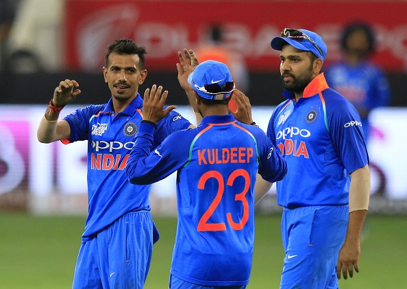 Yuzvendra Chahal completed 50 ODI wickets during the Asia Cup 2018 | Getty