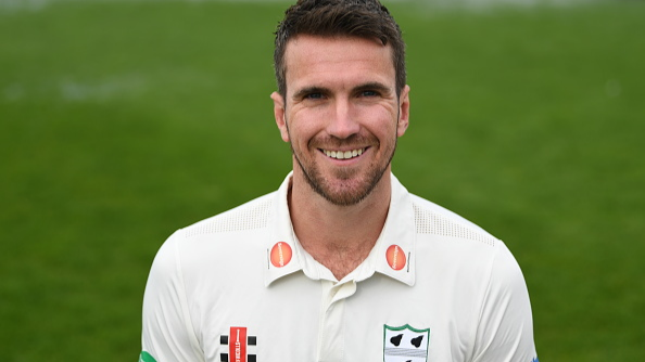 Worcestershire paceman Jack Shantry announces immediate retirement from all forms