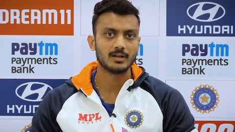 IND v ENG 2021: 'Aim was to bowl wicket to wicket', says Akshar Patel after his 6-fer on Day 1 of 3rd Test