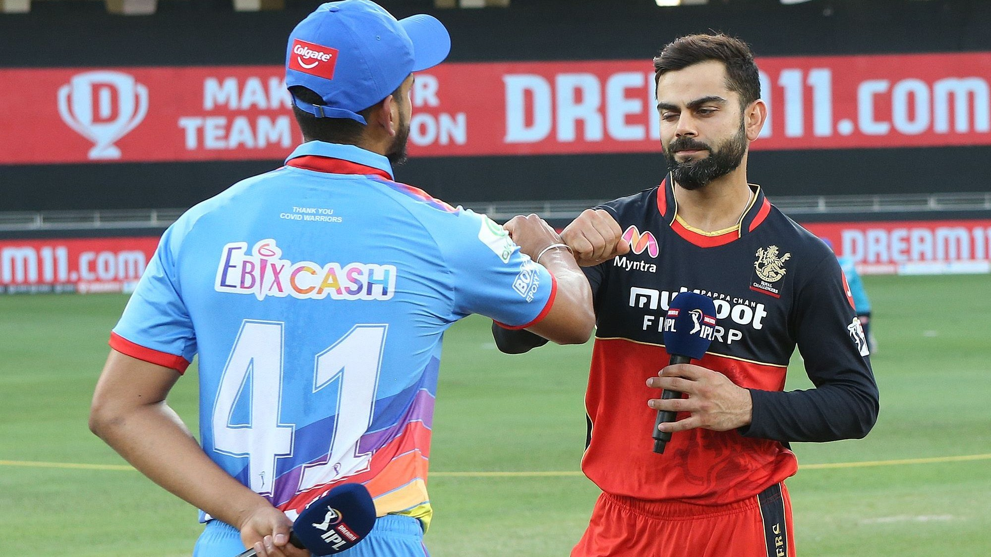 IPL 2020: Match 55, DC v RCB - Statistical Preview of the Match