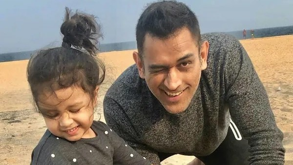 MS Dhoni's daughter Ziva bags her first endorsement deal
