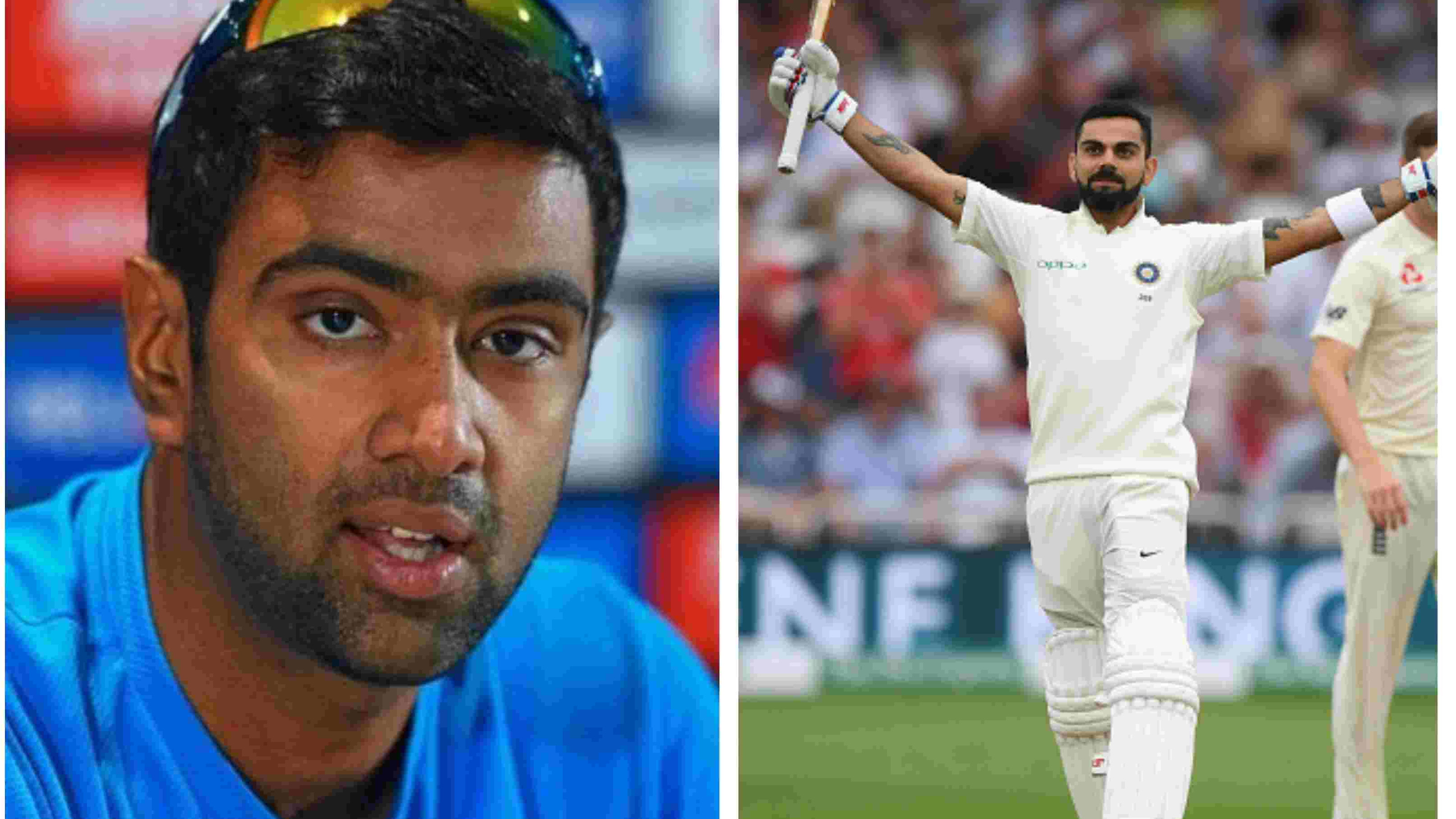 Ashwin hails Kohli for ensuring the dressing room breathes a sigh of relief