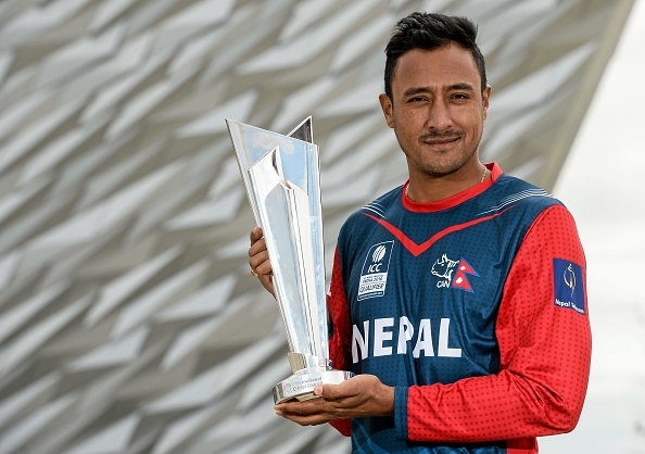 Image result for Paras Khadka