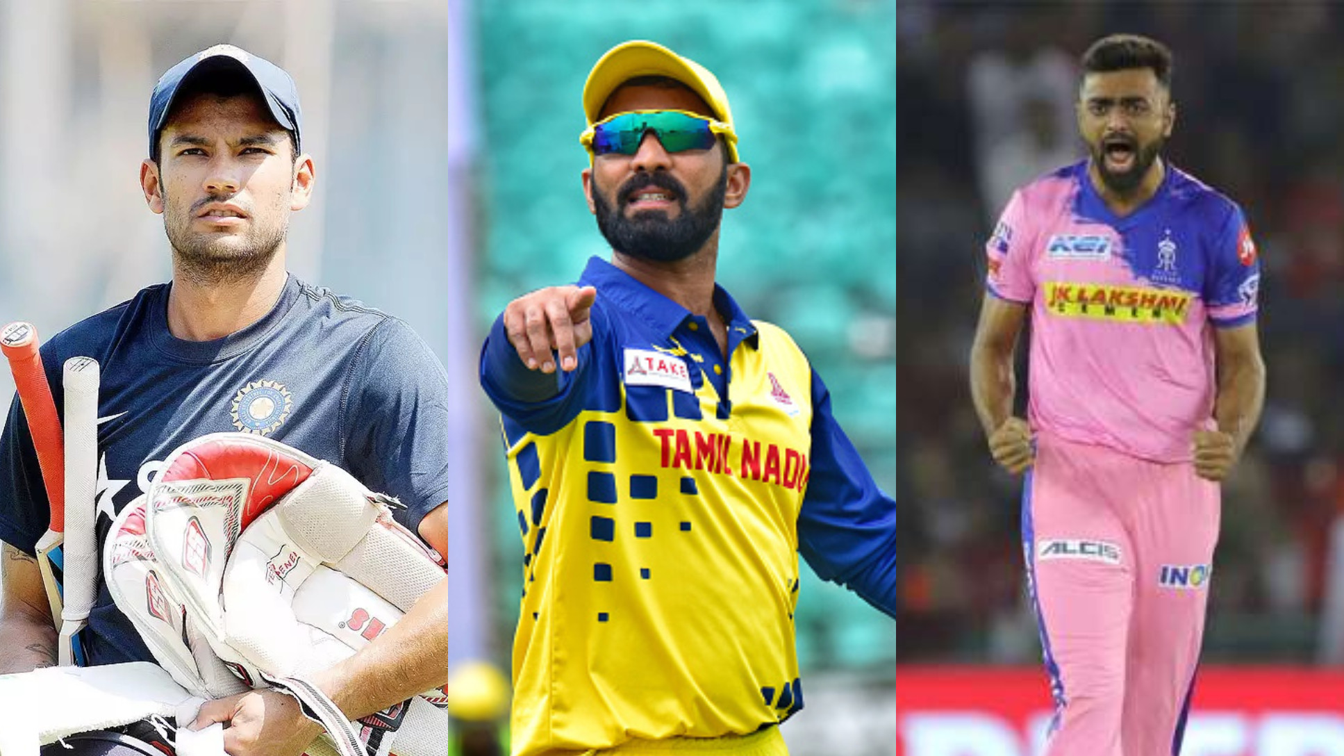 SL v IND 2021: 5 unlucky players not to get selected for India's white-ball tour for Sri Lanka