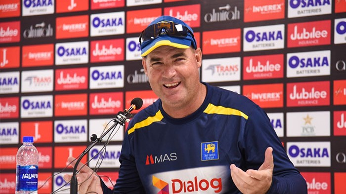 Sri Lanka raring to go again after COVID-19 hiatus, says head coach Mickey Arthur