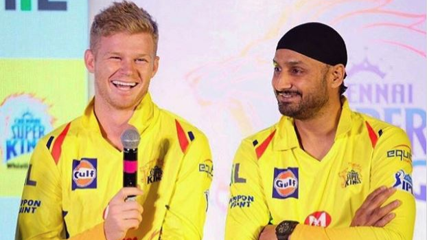 IPL 2018: Sam Billings suggests career for CSK mate Harbhajan Singh after cricket