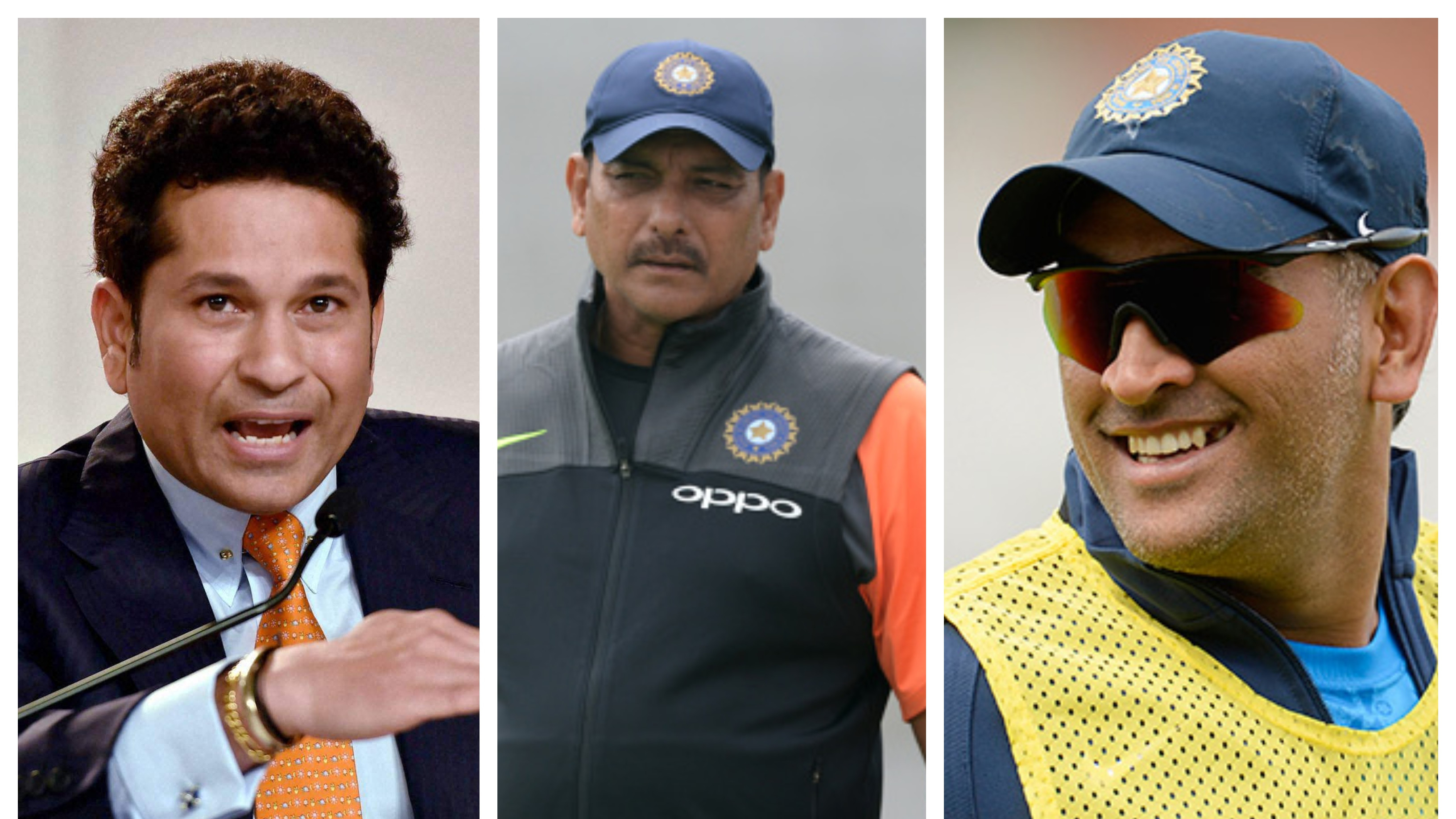 AUS v IND 2018-19: Even Tendulkar has got angry but not MS Dhoni, says Shastri