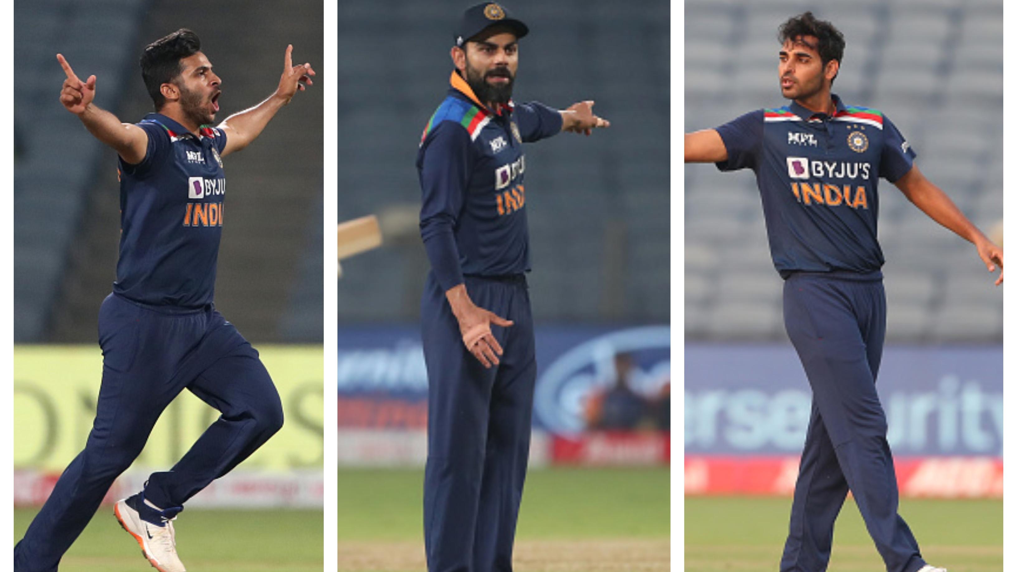 IND v ENG 2021: Virat Kohli surprised as Shardul, Bhuvneshwar didn't win major awards after India's ODI series win