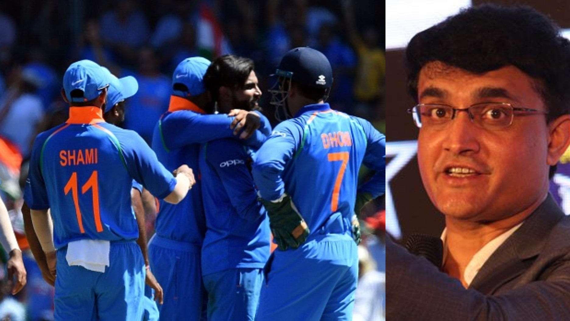NZ v IND 2019: Sourav Ganguly believes Team India may have the best World Cup ever