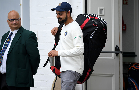 Virat Kohli all set for Nottingham Test | Getty Images