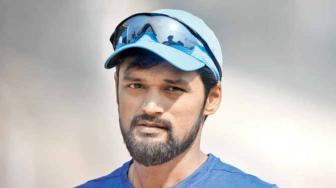 Shahbaz Nadeem prepared to wait for his chance to play for India