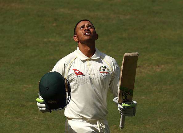 Khawaja must have felt great, having overcome his biggest obstacle - spin | Getty