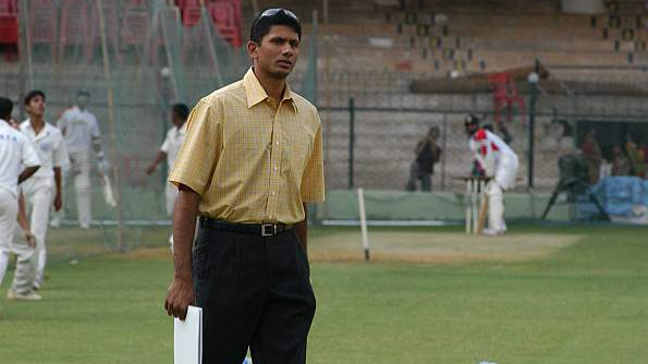 Venkatesh Prasad resigns as Chairman of India's Junior Selection Committe